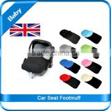 Foot Cover Comfortable Material Warm Baby Stroller Footmuff and sleeping bag