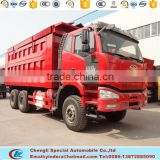 China supplier factory 6*4 left hand drive tipper truck