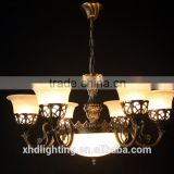 Energy Saving Light Source and Contemporary Type modern vintage industrial chandelier pendant lamp