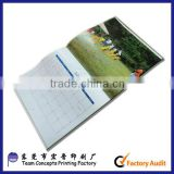 customized scenery picture best wall calendar design                                                                         Quality Choice