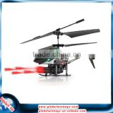Small Helicopter Copter LED Light Shoot Bullet toys Helicopter