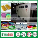 Greenvinci Biomass hot air generator heat pump rubber drying machine / rubber dryer machine