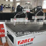 FANCH CNC wood carving machinery for furniture Accessories FC-1313SY China