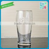 vintage F&N custom decal wholesale juice glass cups cheapest chinese houseware juice beer drinking glass cups