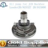 Brand New oil pump for JCB Backhoe Loader 20/925327 20/915900 with high quality and low price.