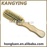 BAB1201 Promotion professional Bamboo Wooden Body Hair Brush