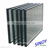 China Top Quality Low E Glass (Low Emissivity Glass ) For Glazing / Insulated Building Glass, solar control, energy saving