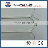 1,2,4 Core White Or Black Ftth Drop Indoor and Outdoor Fiber Optic Cable From China Ningbo Factory