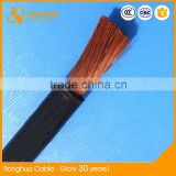70mm2 welding canble connector copper/aluminum welding cable prices 70mm pvc welding cable specifications for welding machine