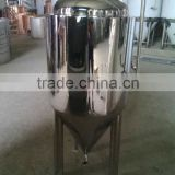 100l stainless steel conical fermenter