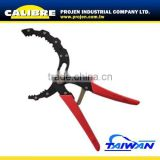 CALIBRE Auto Repair 12 Inch Self Adjusting oil filter plier oil fuel filter wrench