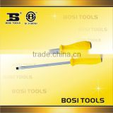 Magnetic Plastic Handle Screwdriver With High Quality