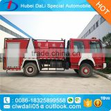 2016 HOT fire water cannon with pump fire truck for sale