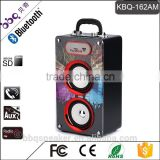 BBQ Speaker 20W 2000mAh portable Karaoke bluetooth speaker sound box