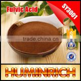 Huminrich Improve Fertilizer Efficiency And Reduce Input Plant Extract Powder Folvic Acid                                                                         Quality Choice