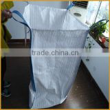 lowest price white breathable bulk container bag from China factory