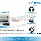 2.4G wireless simultaneous translation equipment for conference and meeting room