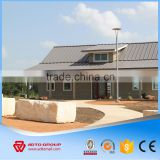 Sandwich Panel Roofing for Prefab Structural Steel Warehouse Plant, Steel Structures For Refugee