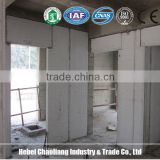 Heat insulation fiber cement board magnesium oxide board fireproof partition wall panel concrete mgo board