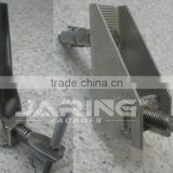 stainless steel 304 316 masonry support systems for stone curtain wall cladding fixing system