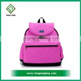Promotional Backpack High School Backpack School Bag Travel Backpack Rucksack Canvas Multi-Colors