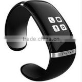 Fashion Cool High Quality Smart Wristband L12S OLED Bluetooth Bracelet Wrist Watch for IOS iPhone Samsung & Android Phones