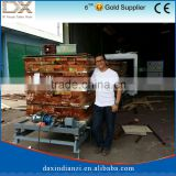 Professional manufacturer of 6m3 HF vacuum wood drying kiln for wood chips dryer in china