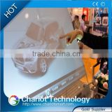 ChariotTech High quality USB multi-touch foil for advertising, kids center, shopping mall