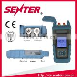 ST801B Optical Power Meter OPM/Laser source/USB/1000 groups storage/Li battery/all in one