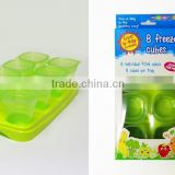 BABY FOOD FREEZER CUBES 8 PK