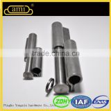 Iron Barrier Doors Round Pin Welding Hinge