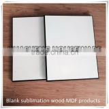 DYE sublimation coating 15mm wall wood picture plaques 11X14""