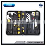 19Pcs Screwdrivers and Pliers Combined Tools Bag Set
