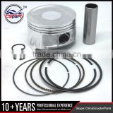 87.5MM 23MM Piston Kit for CFMOTO 500 ATV UTV 500cc CF188 Engine Piston Kit Assembly Piston Rings