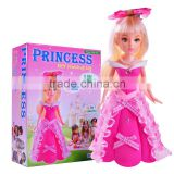 New Arrival Lovely Soft Clay Aurora Princess for Girls