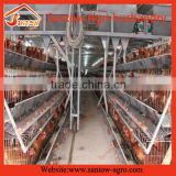 A type 4 tier chicken cages poultry layer cage turnkey project for poultry farm design
