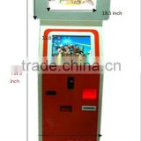 Factory production Touchscreen Cash Dispenser Acceptor Automated Payment Vending Machine Kiosk
