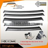 42inch 210w Cree Led Work Light Bar Combo Off road Driving Lamp single row JEEP