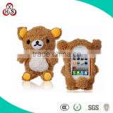 Felt Fabric Customed Soft plush case for iphone for sale