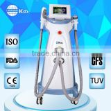 e light bipolar rf therapy hair removal body facial remove pigment