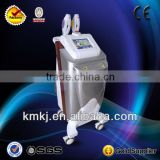Vertical 2 in 1 epil laser hair remove with ipl system and 5 sapphire filters (CE ISO SGS TUV)