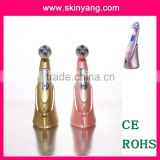 AP-9901 Electric Vibration Eye Face Massager Anti-Ageing Wrinkle Removing Pen Ion Device with CE and ROHS