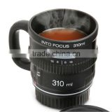 GRS High Quality Camera Lens Ceramic Coffee Mug