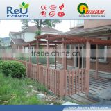 composite wood fence materials