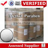We are the Largest Supplier in China for high quality food grade bp price for Methyl Paraben