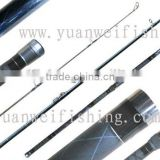 Chinese Fishing Tackle Carbon Telescopic Surf Fishing Rod