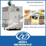 Industrial microwave medicinal herb drying machine/ microwave medicine drying machine