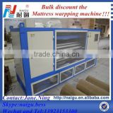 Excellent impact resistance mattress machines