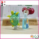 High Quality Scented Ethanol-based Antiseptic Hand Disinfectant with Cute Designs Portable Silicone Holders