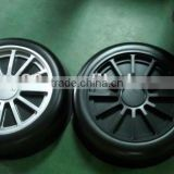 ABS vacuum forming suction plastic wheels of automotive vehicle